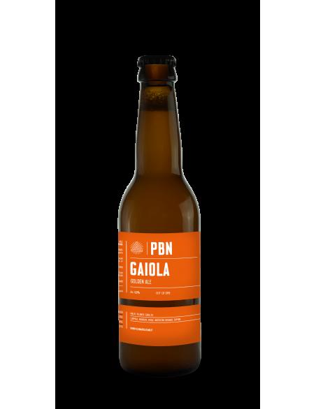Birra Artigianale Gaiola - PBN