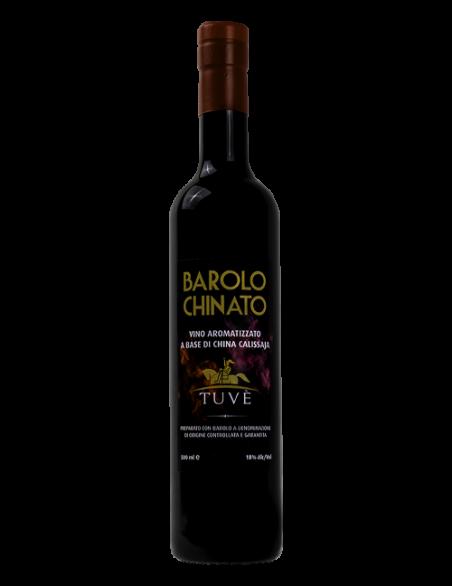 Vermouth Tuvè Barolo Chinato
