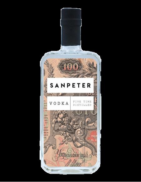 Vodka Sanpeter 70cl