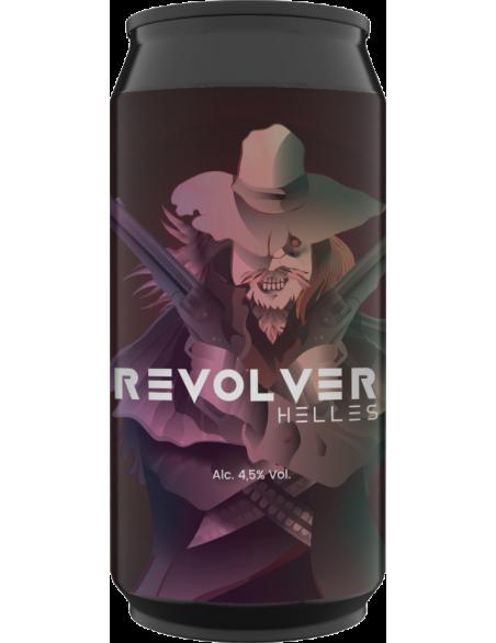Birra Artigianale Revolver...