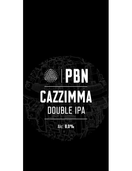 Birra Artigianale Cazzimma...