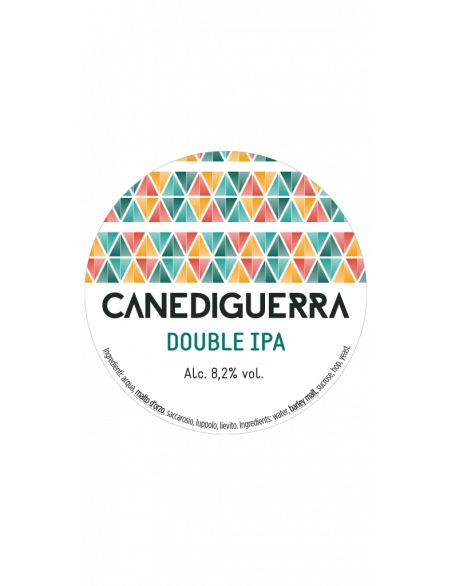 Double Ipa - Canediguerra-...