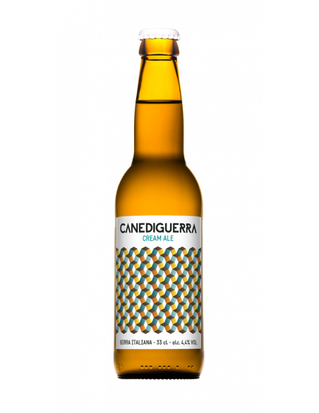 Birra Artigianale Cream Ale...