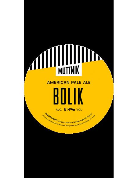 Birra Artigianale Bolik -...